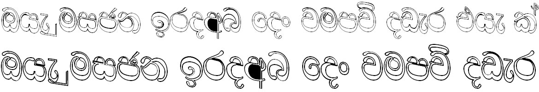 CPS 49 Sinhala Font